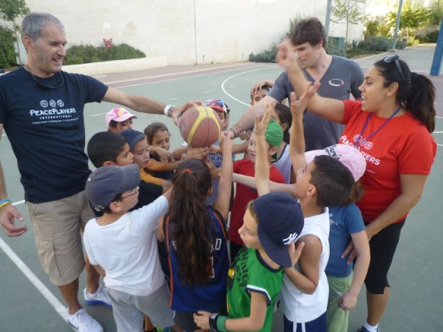 Twinning for children of Keshet and Beit Safafa