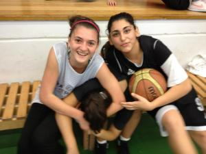 PPI participants in the Middle East use basketball to bridge divides amidst political turmoil and violent conflict