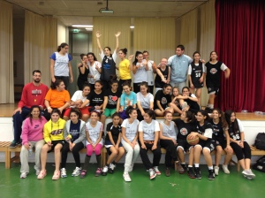 PeacePlayers' All Girls Tournament
