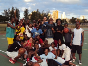 Our New Year's resolution: Training PPI-SA coaches to better integrate Life Skills and Basketball