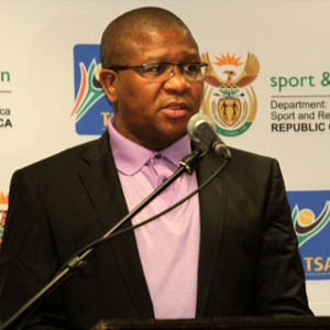 SA Minister of Sport Fikile Mbalula announces the formation of the BNL, a professional basketball league for South Africa.