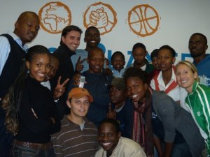 Raquel back in the day with PPI-SA staff (front row, 2nd from right)