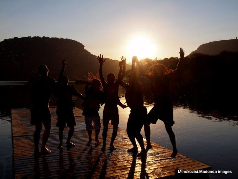 Laureus is back with its YES Program 2013. Participants from last year had their first training at Shongweni Dam, just outside Durban, SA.