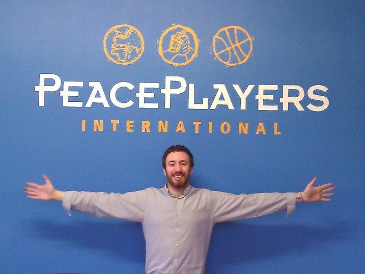 PPI-NI Leadership Coordinator, Darryl Petigrew