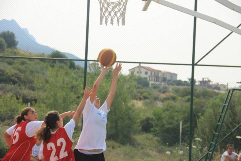 The Spring Basketball Tournament