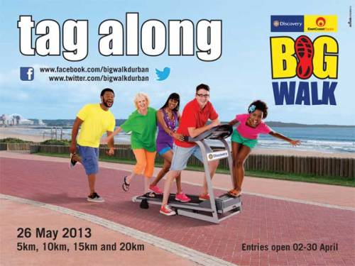 PPI-SA will participate in this years Big Walk!