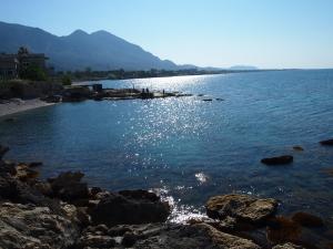The dream-like beauty surrounding Kyrenia