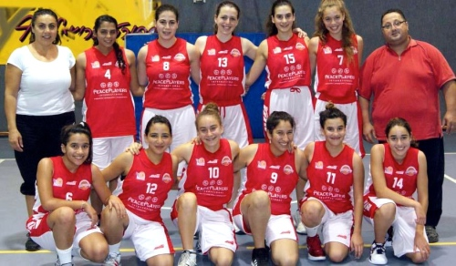 Jerusalem All-Stars team