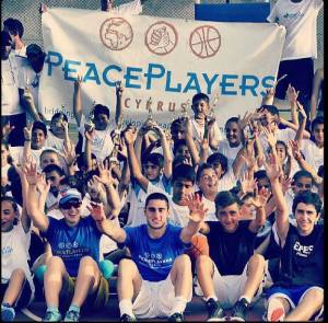 PeacePlayers summer camp, creating memories for a lifetime!