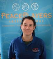 Project Coordinator Joanne Fitzpatrick creates as good an atmosphere as possible for the children to interact with one another on her programmes.