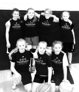 The U13 PPI Pumas are a great example of young people coming together to play basketball and a huge step in developing basketball within PeacePlayers International - Northern Ireland.