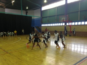 Umlazi Indoor Sportscentre, the site of the 2nd half of our training camp, plays host to many PPI-SA events throughout the year.