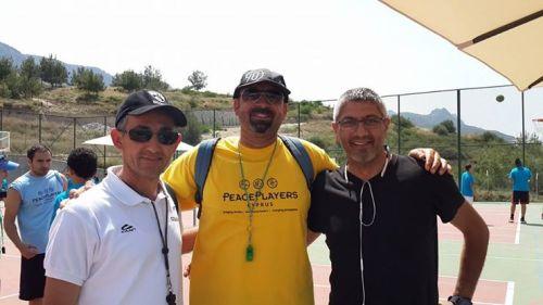 Coaches Sevki, Hasmet, and Orhun