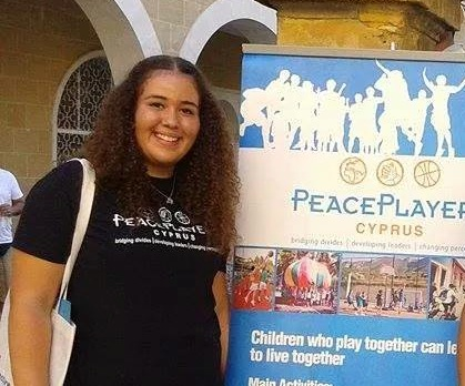 Lead4Peace Participant, Helen Partakki, has been a part of PPI-CY for more than 4 years