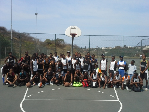 Nearly 50 LDP participants from five different communities came together this past Saturday for a day of basketball and much much more