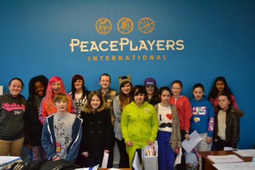 PPI-NI original Ambassadors group