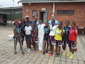 Our Girls Champions: Carrington Primary School