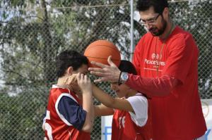 PeacePlayers-Cyprus uses basketball to build friendships between Greek- and Turkish-Cypriot youth.