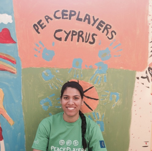 PPI-Cyprus' Newest International Fellow, Jessica Walton