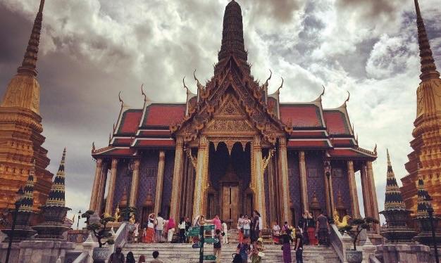 Grand Palace, Bangkok.