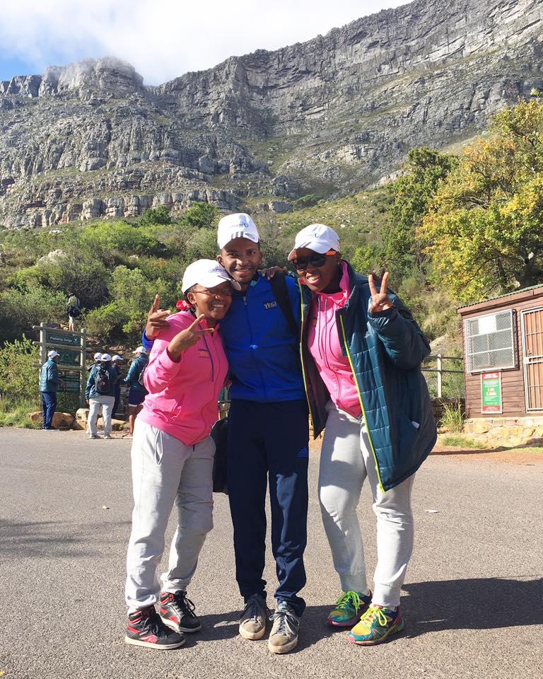 Dineo Fihlela, Sphele Dlamini and Nasiphi Khafu