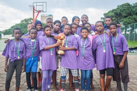 Cwebezela Primary School Champions of the PSP Programme.