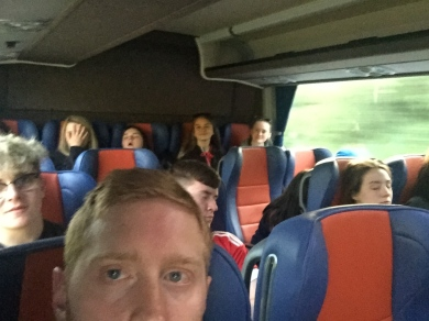 Bus from Belfast